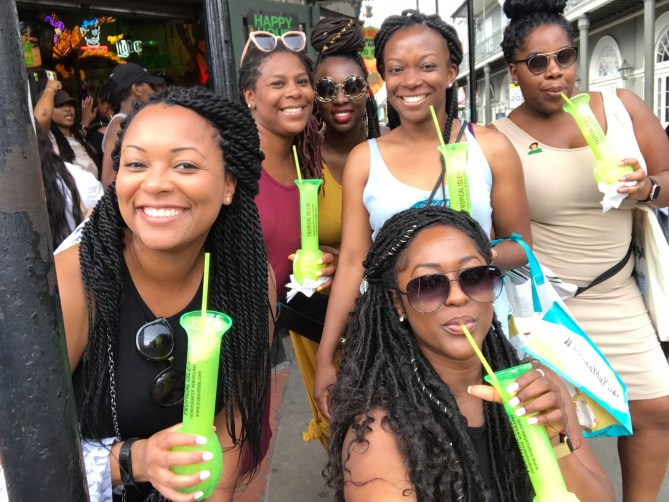 Highlights of Essence Festival 2018 -3