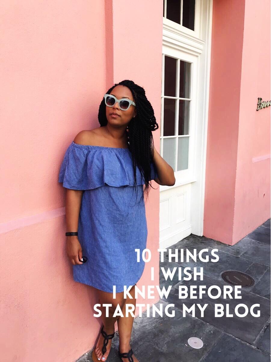 10ThingsIWishIKnewBeforeStartingMyBlog