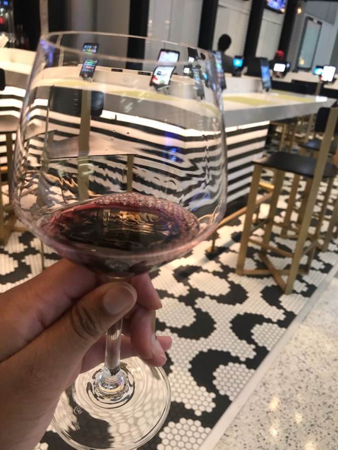 our & Taste Through IAH Terminal E-20