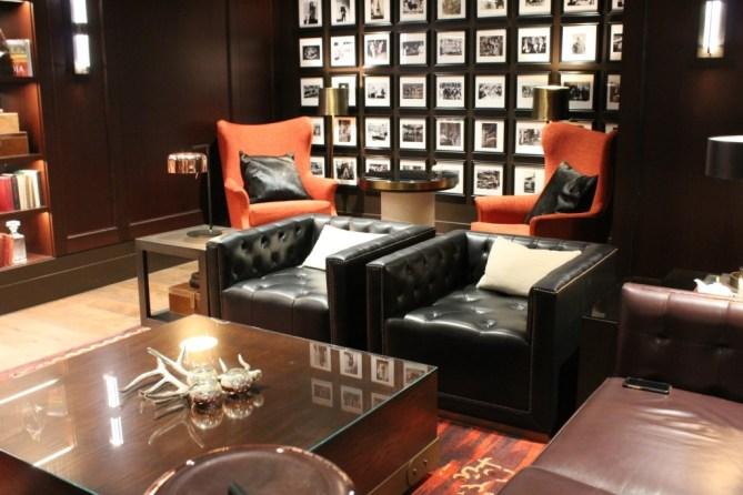 Omni Houston Hotel-La Reserve Whiskey Lounge