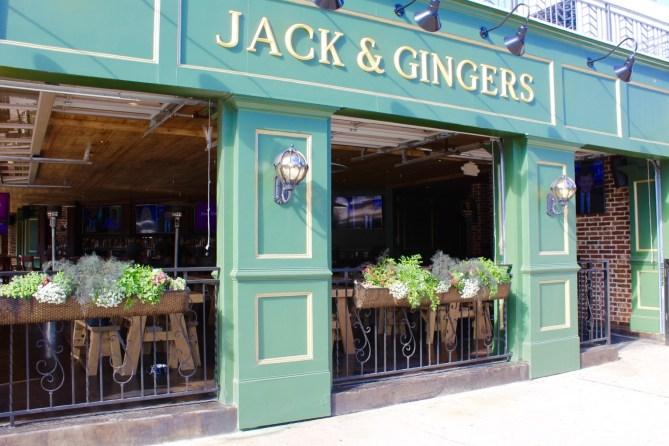Jack & Ginger's Irish Pub -1