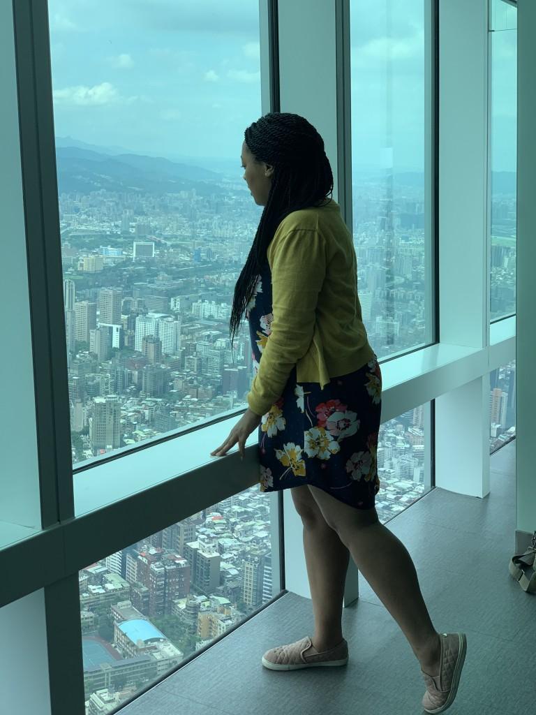 Taipei 101 View