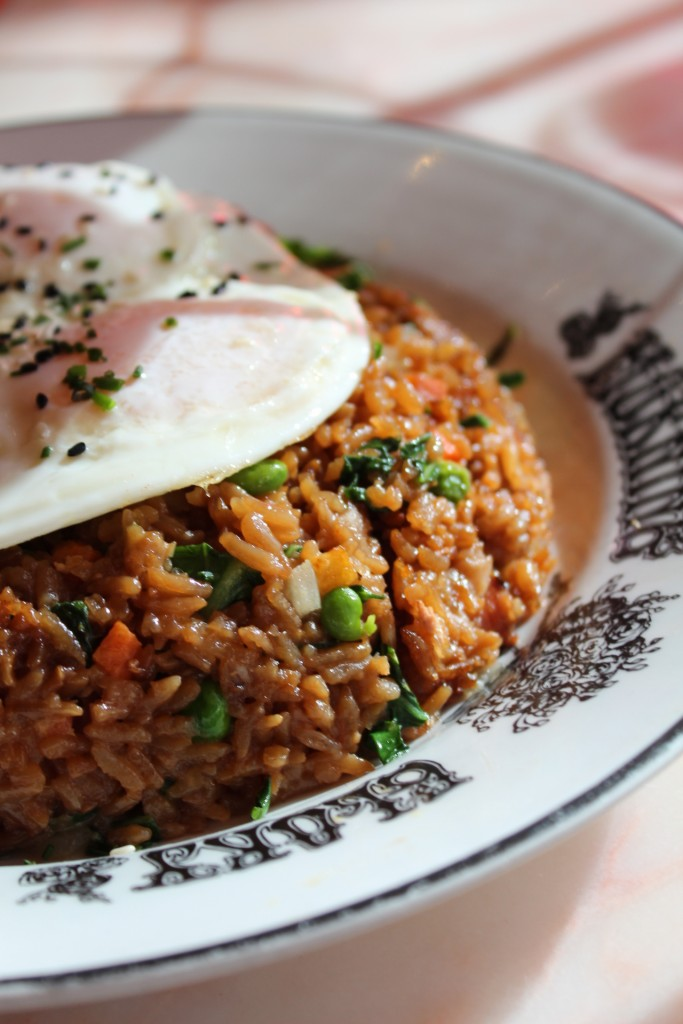 Morning Glory Fried Rice