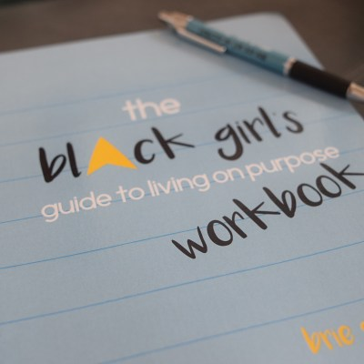 The Black Girl's Guide to Living on Purpose Workbook