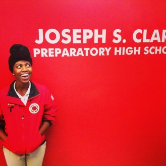 Brie Daniels, City Year, Black Girls with Purpose, New Orleans