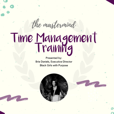 Mastermind - Time Management Training