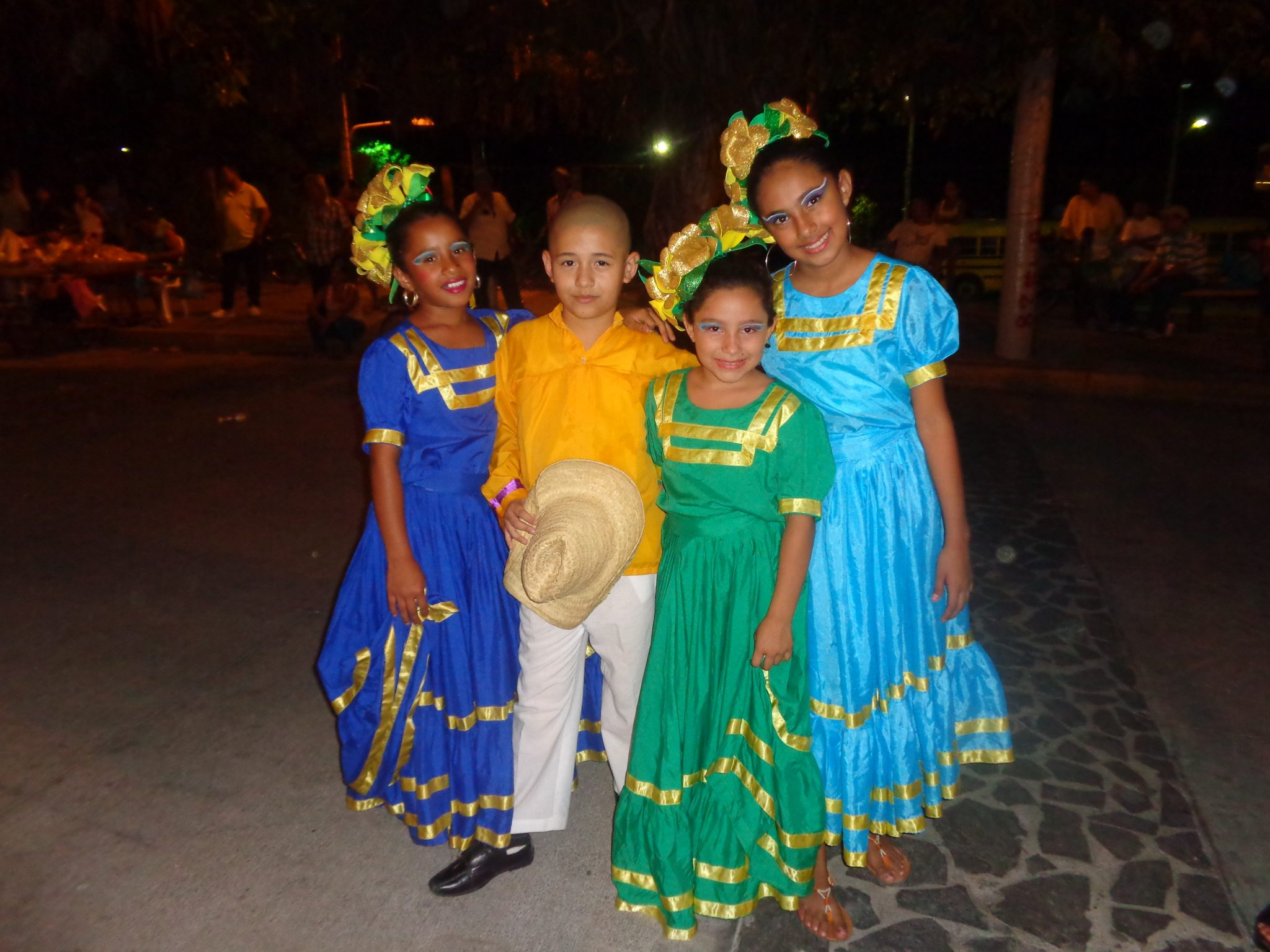 Nicaragua dance and music