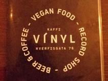 Vinyl Iceland Vegan