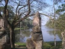 Cambodia-lake