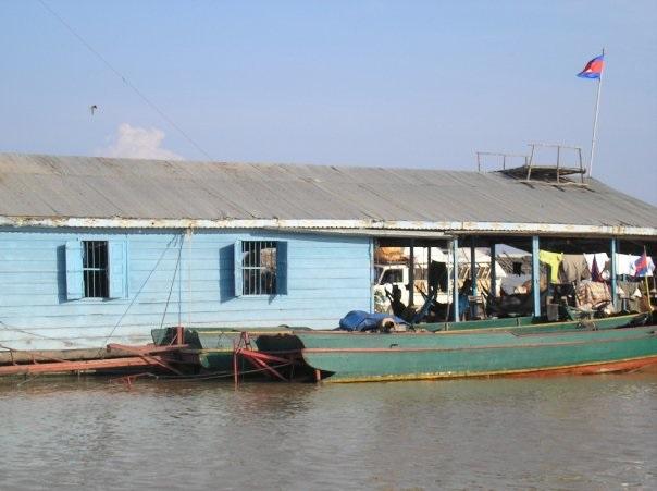 cambodia-seaside-village