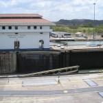 panama-canal-locks-water-open