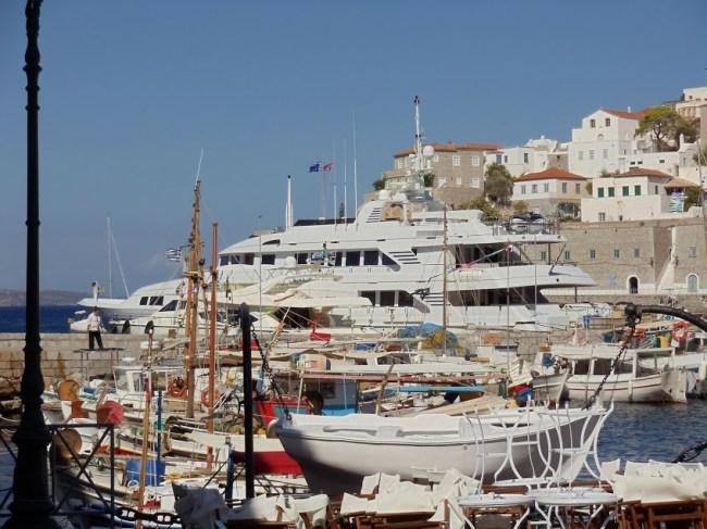 hydra-boats