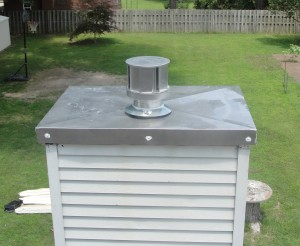 Chase Covers  Top Pans  Chimney Repair Serving South East Virginia