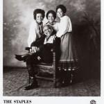 Staple Singers 1977 B&W