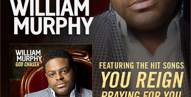 William Murphy - God Chaser - In Stores Now