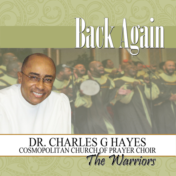 Dr Charles Hayes G Hayes Pastor Amp Founder Of