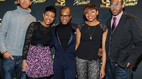 Kirk Franklin, The Walls Group