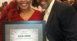 Alexis Spight & Greg (Uncle G) Lyons