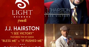 Just In Time For The HOLIDAYS Light Records Presents JJ Hairston & Ricky Dillard