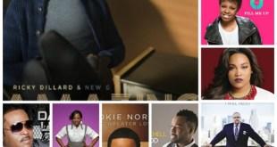 Billboard Gospel Songs Chart - January 3, 2015