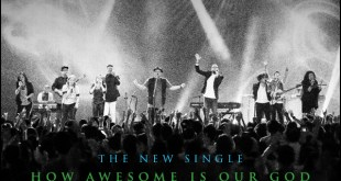 "Israel & NewBreed ""How Awesome Is Our God"" feat. Yolanda Adams available now at iTunes!"