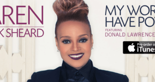 Karen Clark-Sheard - My Words Have Power