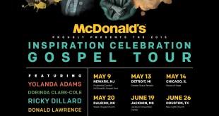 McDonalds Inspiration Celebration Gospel Tour