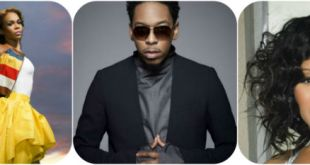 Michelle Williams, Deitrick Haddon, Erica Campbell - BET Awards Nominees 2015