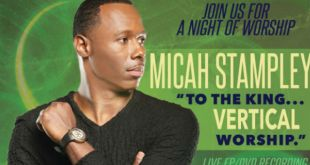 Micah Stampley - Live Recording, June 2016