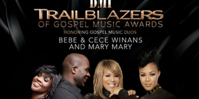 BeBe & Cece Winans, Mary Mary To Be Honored at the 2016