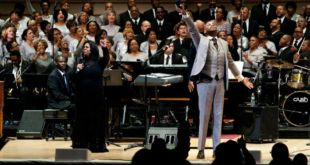 Donnie McClurkin & Kim Burrell Sing-Along at Carenegie Hall