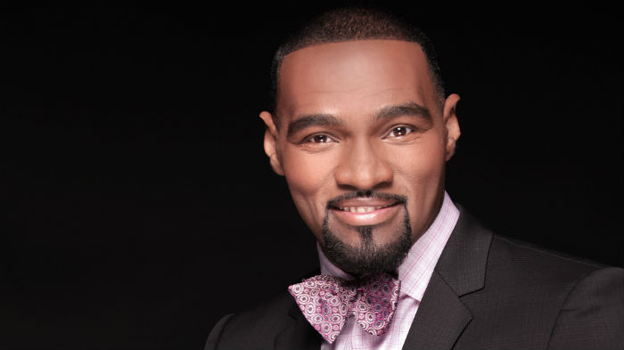 Earnest Pugh Shares On Discipline Wardrobe Friendships