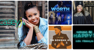 Gospel Airplay: Top Gospel Songs Chart - The Week Of April 2, 2016
