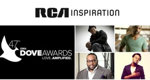 RCA Inspiration Clinches 9 nominations for 2016 GMA Dove Awards
