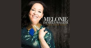 Melonie Daniels-Walker - I Need Your Spirit