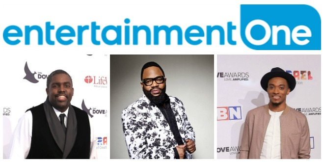 eOne Entertainment - 47th Annual GMA Dove Awards