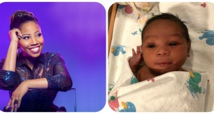 JANICE GAINES WELCOMES NEW BABY, ALSO CELEBRATES STELLAR NOMINATION | @JaniceGaines