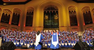Mississippi Mass Choir 2017