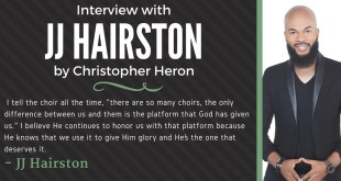 Interview with JJ Hairston 2017