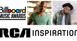 RCA Inspiration Garners Top Gospel Nominations for 2017 Billboard Music Awards
