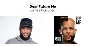 #MusicReview Dear Future Me by James Fortune | @MrJamesFortune