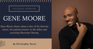 Exclusive Interview with Gene Moore by Christopher Heron (2017)