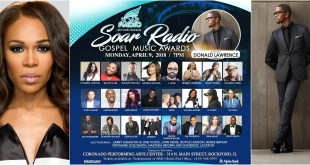 Donald Lawrence & Michelle Williams Host 2nd Annual SOAR Radio Awards | @soarradio815 ‏