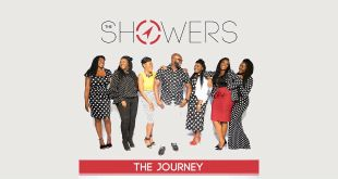 THE SHOWERS UNVEIL 'THE JOURNEY' ALBUM COVER FOR SOPHOMORE PROJECT | @The_Showers
