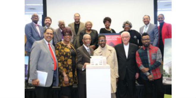 Gospel Music Museum Planned For Chicago