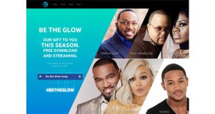 "AT&T® BRINGS TOGETHER R&B AND URBAN INSPIRATIONAL A-LISTERS FOR A POWERFUL ANTHEM OF HOPE, ""BE THE GLOW"""