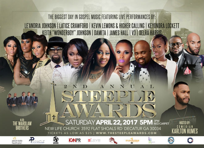 The 2nd Annual Steeple Awards Celebrates Gospel Artists