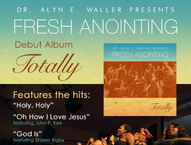 New Album Totally By Enon Tabernacle Fresh Anointing Choir