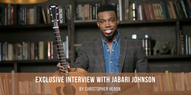 Exclusive Interview with Jabari Johnson by Christopher Heron