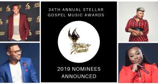 2019 Stellar Gospel Music Awards | 34th Annual Stellar Awards